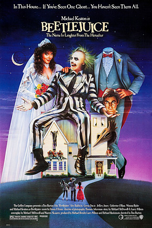 Beetlejuice movie review