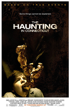 THE HAUNTING IN CONNECTICUTT