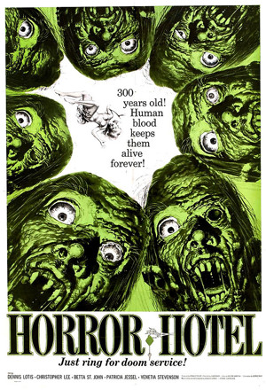 Horror Hotel aka City of the Dead