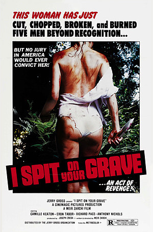 I Spit On Your Grave - 1978