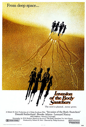 Invasion of the Body Snatchers - 1978