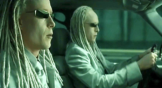 Warner Bros. THE MATRIX RELOADED image