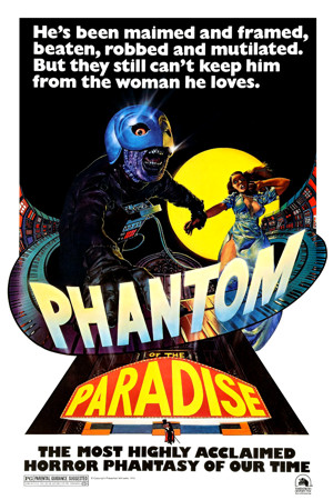 Phantom of the Paradise movie review