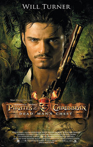 Pirates of the Caribbean - Orlando Bloom